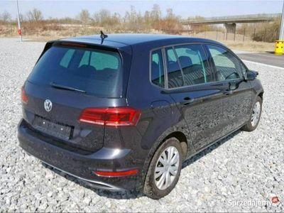używany VW Golf Sportsvan Golf VII 1.5 benz. Comfortline 2018 VII (2012-)