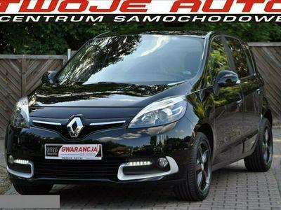 używany Renault Scénic GWARANCJA DCi 110PS LED Nawigacja KeyLessGo Klimatronik PDC Zamiana