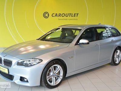 używany BMW 525 SERIA 5 d Touring xdrive, automat, M-pakiet zew.+wew., Head-Up, pakiet s