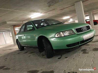 używany Audi A4 b5 1.8 ADR perełka.