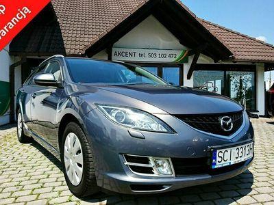 używany Mazda 6 147 koni + gaz + nowa butla + rok gwarancji GetHelp II (2007-2013)