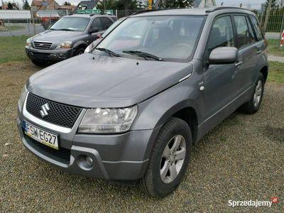 używany Suzuki Grand Vitara 1.9dm3 130KM 2008r. 192 500km 4WD, klimatronic, gwarancja, zarejestrowana!