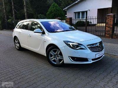 używany Opel Insignia Country Tourer I 2.0cdti 140km lift xenon navi kamera el. klapa pdc