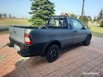używany Fiat Strada PICK UP 1.2 Diesel 90 KM KLIMA Salon Polska