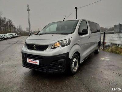 używany Peugeot Expert II TRAVELLER LONG SS 1.6 HDi 115 KM, polski salon, FV 23%, I właściciel