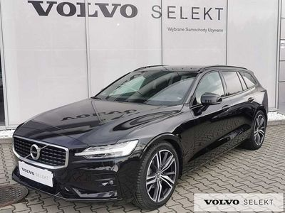 używany Volvo V60 D3 R-Design aut