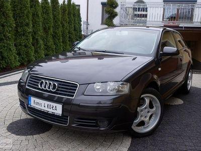 używany Audi A3 1.6dm 102KM 2004r. 176 000km
