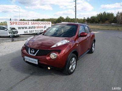 używany Nissan Juke 1.6dm 190KM 2010r. 118 000km