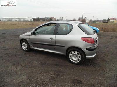 używany Peugeot 206+ 1.1dm3 60KM 2011r. 65 000km 2011 r 65 tyś przebiegu bdb stan jak nowe WARTO