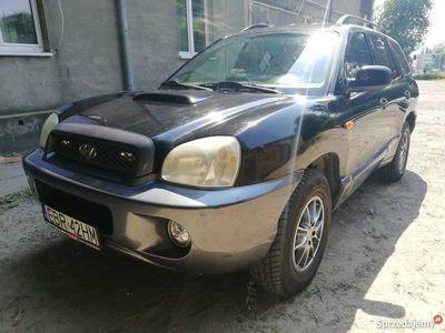 używany Hyundai Santa Fe 2.0 CRDi