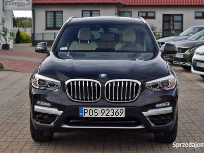 używany BMW X3 Xdrive30i G01 Zarejestrowany