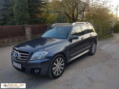używany Mercedes GLK350 2.1dm 170KM 2009r. 233 182km