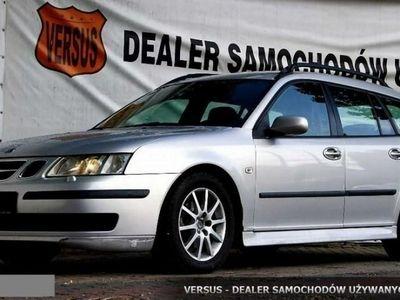 używany Saab 9-3 II 1.9TiD 150ps Kombi, Manual 6 b., Okazja!
