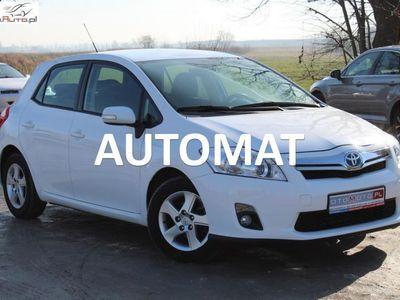 używany Toyota Auris 1.8dm3 136KM 2011r. 137 000km RATY BEZ BIK i Krd.1.8 BEN Hybryda137tys ,klimatronic,AutomatGWARANCJA