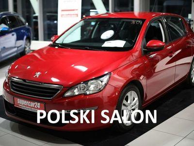 używany Peugeot 308 1.6dm 93KM 2015r. 181 100km
