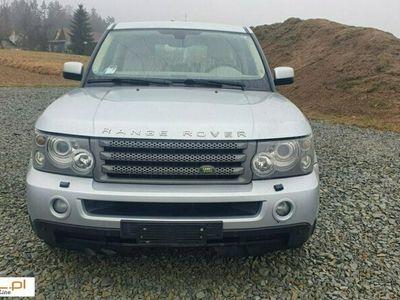 używany Land Rover Range Rover Sport 2.7dm 190KM 2006r. 245 000km