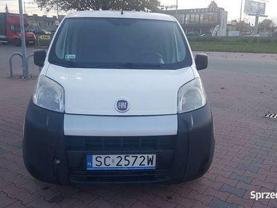 używany Fiat Fiorino LPG VAN Faktura VAT 1