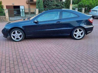 używany Mercedes C220 cdi AMG! 177TYŚ KM możliwa zamiana za bmw 330d