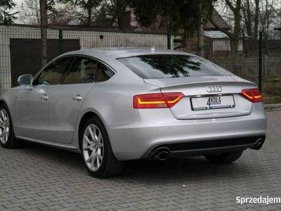 używany Audi A5 1.8dm 170KM 2012r. 153 000km