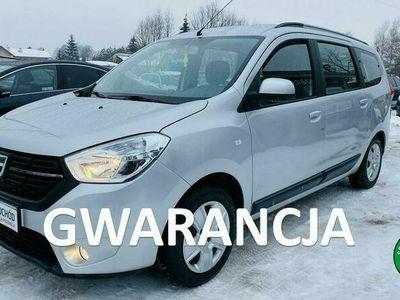 używany Dacia Lodgy Gwarancja,Salon PL, 7 osób