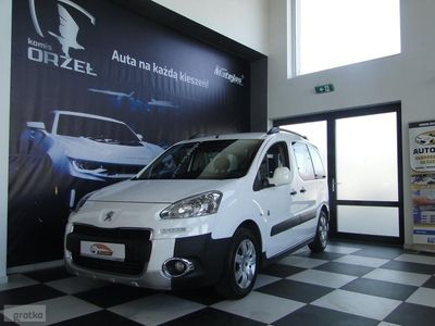 używany Peugeot Partner II SALON POLSKA**II WŁ** FV/23%, Łódź