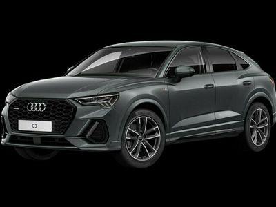 używany Audi Q3 Q3Sportback S line 40 TFSI quattro 140 kW (190 KM) S tronic (2018-)