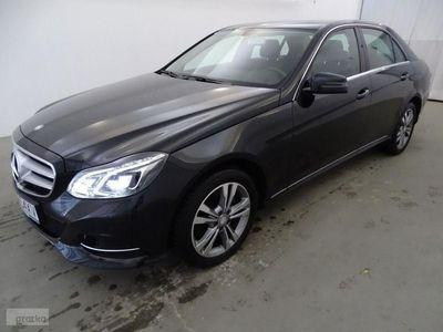 używany Mercedes E220 2.2dm 170KM 2014r. 141 946km