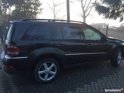 używany Mercedes GL420 cdi