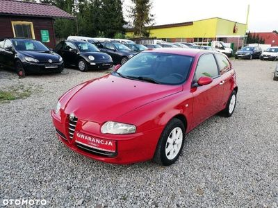 gebraucht Alfa Romeo 147 1.9dm3 116KM 2004r. 197 000km CUP Limited