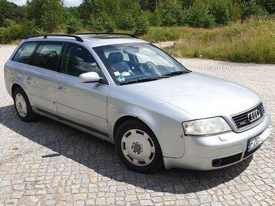 używany Audi A6 C5 QUATTRO