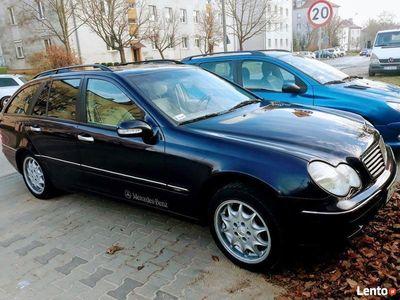 używany Mercedes C180 2.0l LPG S203 M111