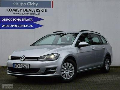 używany VW Golf VII Golf 1.6TDI 105KM 23%VAT Kombi Salon PL, Wysogotowo