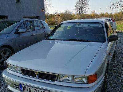 używany Mitsubishi Galant 1992r 1.8 90km
