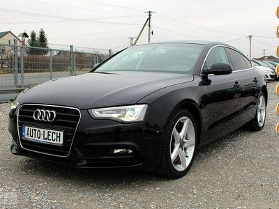 używany Audi A5 I (8T) 1.8 Tfsi # Navi# Bi-Xenony# Led# Automatic#Gwarancja# Serwis, Dąbrówka