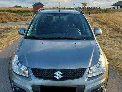 używany Suzuki SX4 2.0DDiS 2011rok 135KM Przebieg 156tyś