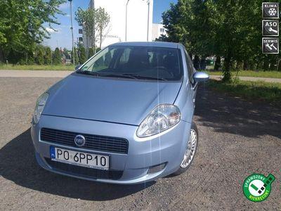 używany Fiat Grande Punto 1.4dm 77KM 2006r. 175 000km