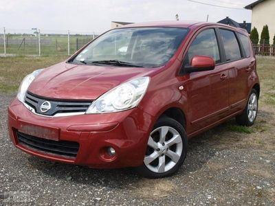 używany Nissan Note 1.5dm3 86KM 2009r. 149 000km 1.5 DCI, 86 KM, Alu, Klimatyzacja, PDC