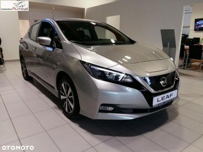 used Nissan Leaf 0dm 2019r. km