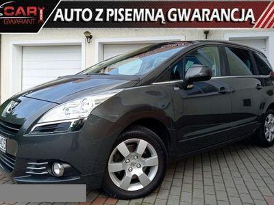 używany Peugeot 5008 1.6dm 156KM 2013r. 212 949km