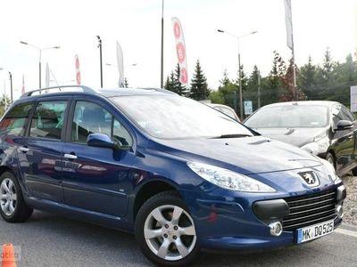 używany Peugeot 307 II 2.0 hdi Panorama,ALU Po opłatach, Chełm