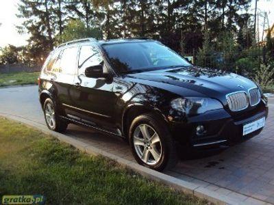 używany BMW X5 E70 X Drive 3.0 Diesel,4x4 skóra,nawigacja