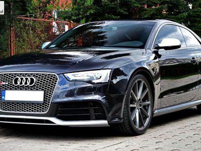 używany Audi RS5 4.2 4.2 FSI Quattro Coupe Drive Select Panorama Gwarancja Raty Zamiana