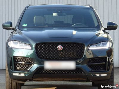 używany Jaguar F-Pace R-Sport BlackPack, VAT23%, Leasing