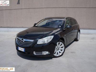 używany Opel Insignia 2dm 130KM 2010r. 163 000km