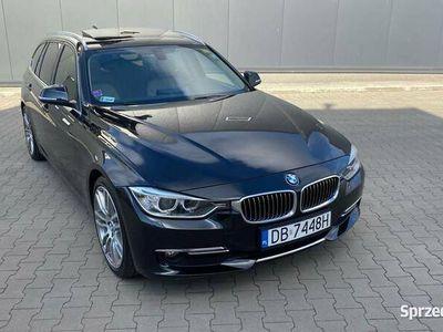 używany BMW 320 F31 LUXURY line D Efficent Dynamics