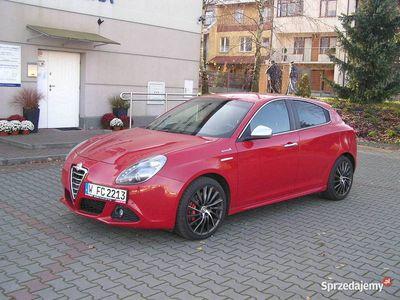 używany Alfa Romeo Giulietta 120 KM Sportiva