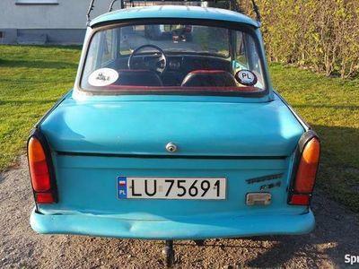 używany Trabant 601