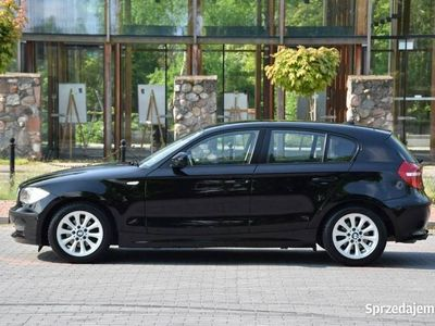 używany BMW 116 2dm 122KM 2011r. 94 000km