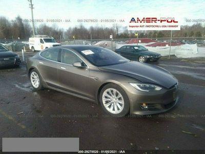 używany Tesla Model S 0dm 422KM 2016r. 72 000km