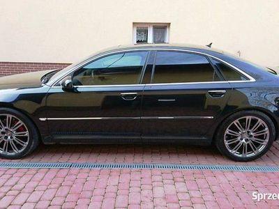 używany Audi A8 4,2TDI 326KM 4x4 2007 Lift bixenon Pneu Solar Dach